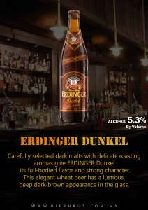 erdinger dunkel_Bierhaus
