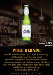 pure blonde_Bierhaus
