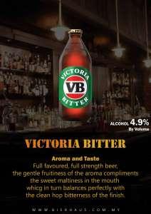 victoria bitter_Bierhaus